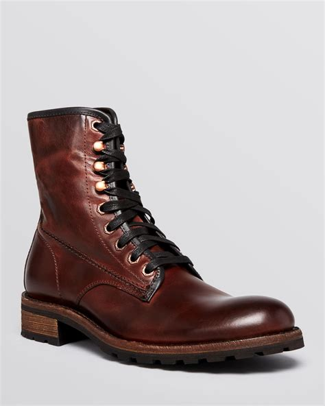 wolverine s boots wolverine hartmann boots in brown for lyst