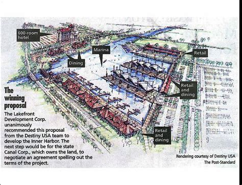 destiny usa map andres duany critical of destiny plan