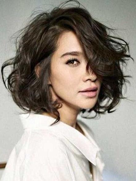 short hairstyles for fine wavy hair medium hair styles