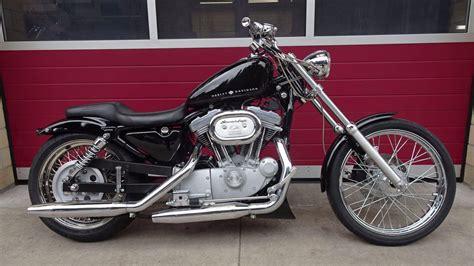 Harley Davidson Motorrad Kaufen by Harley Davidson Sportster 883 Kaufen Motorrad Bild Idee