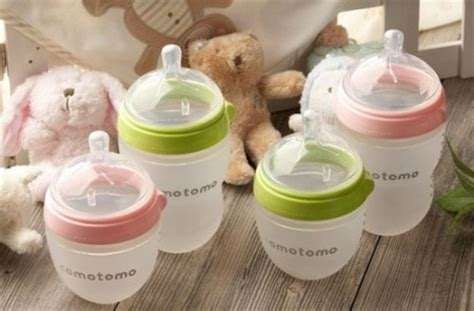 Huki Botol Dot 120ml jual mimijumi comotomo medela calma botol bayi anti