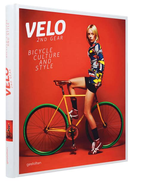 Kaos Bicycle Culture Easy Bike bicycle culture and style velo 2nd gear by gestalten