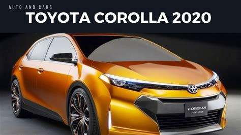 Toyota New 2020 by Toyota Corolla 2020 Model Review