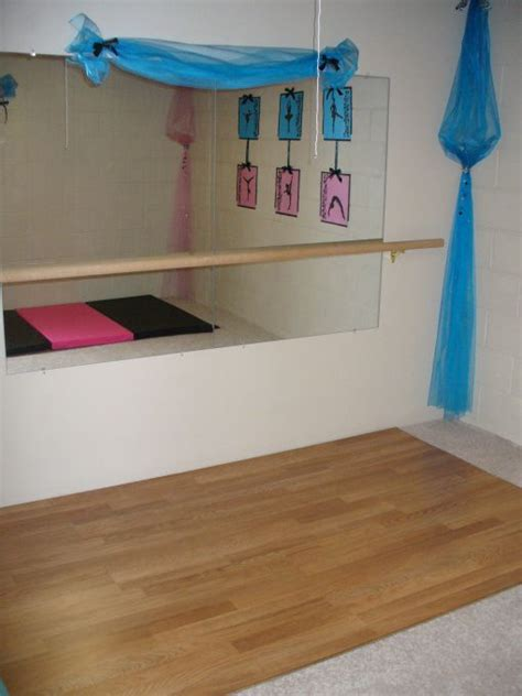 ideas for an at home dance space ballet bar traditional dance room lets decorate pinterest