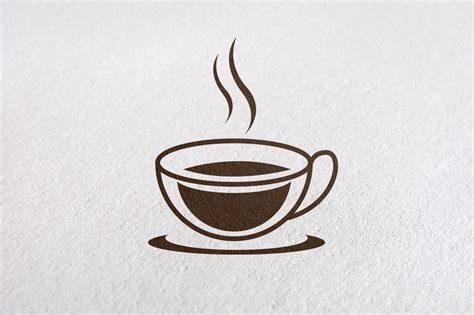 how to make designs on coffee professional logo design adobe illustrator tutorial