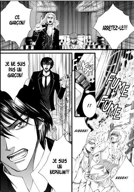 Chapitre 4 du manga : Clockwwork Angel... ~ La cité des