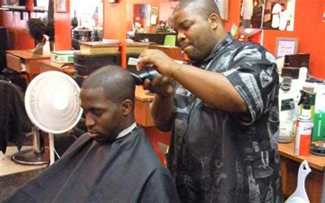 mens african american salons north atlanta this new app may change the way black men get their hair cut