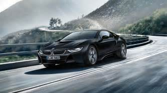2017 bmw i8 frozen black edition wallpaper hd car wallpapers