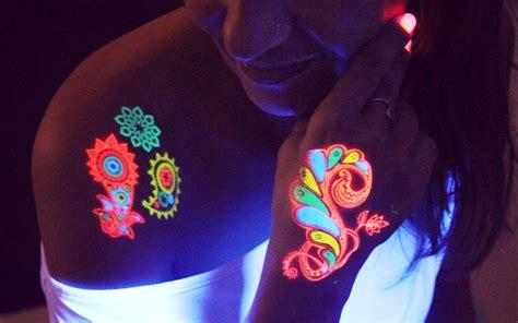 Glow In The Dark Tattoo Kolkata | tattoo deals in tattoo offers discount at mydala com