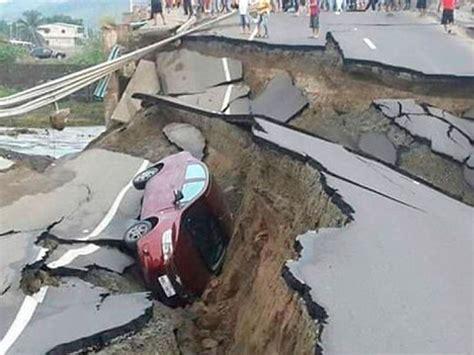 imagenes impactantes recientes terremoto en ecuador mira las impactantes im 225 genes que