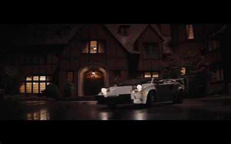 Lamborghini Wolf Of Wall White Lamborghini Countach The Wolf Of Wall 2013