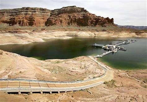 Lake Mead Bathtub Ring Extended Drought In Southwestern Us Bob Of The Ozarks