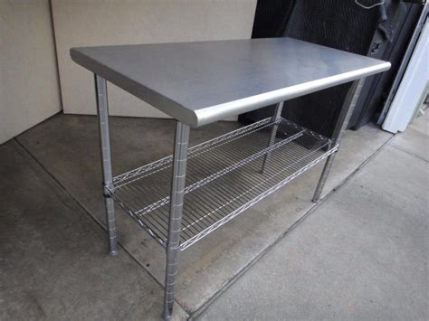 prep table for sale 18x30 stainless steel prep table for sale classifieds
