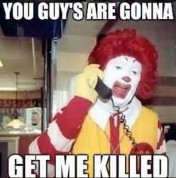 Clown Meme - clown sighting memes best memes funny jokes images