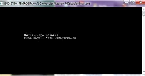 membuat video animasi text made for you membuat animasi text dengan c