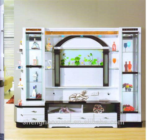 Living Room Lcd Tv Wall Units Lcd Tv Wall Unit Furniture Reversadermcream