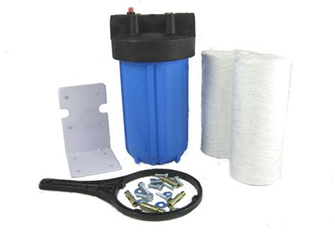 Paket Filter Air 3 Housing 10 Sediment Cto Gac whole house water filter system buy bestfilters sediment