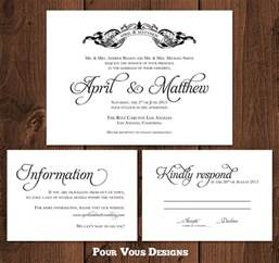 wedding sle invitation wording wedding invitation rsvp wording theruntime