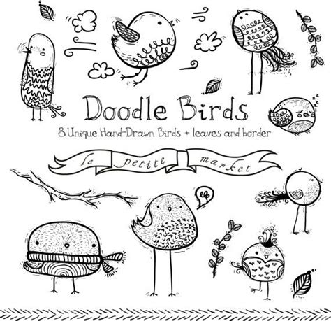 doodle bird the 25 best ideas about bird doodle on doodle