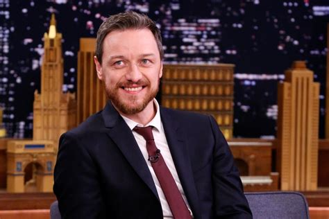 james mcavoy cast it sequel cast james mcavoy teases new role bill hader