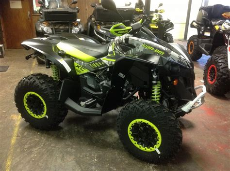 can am renegade for sale 2015 can am renegade 1000 xxc road 4x4 be 1 of