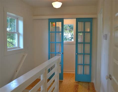 laundry chute doors room beach style with coastal living building a tiny purple beach house on tybee