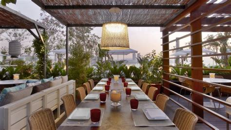 terrasse w barcelona restaurants and bars i meetings events i w barcelona