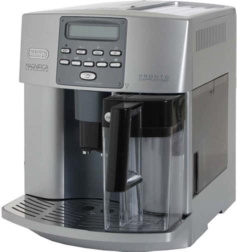delonghi esam 3600 elegance kaffeevollautomat im test auf testsieger de
