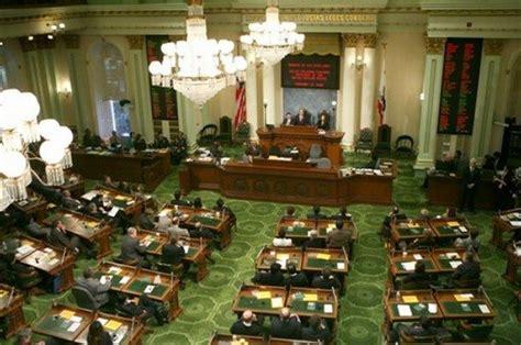 california state legislature massive cuts while a permanent corporate tax break stands