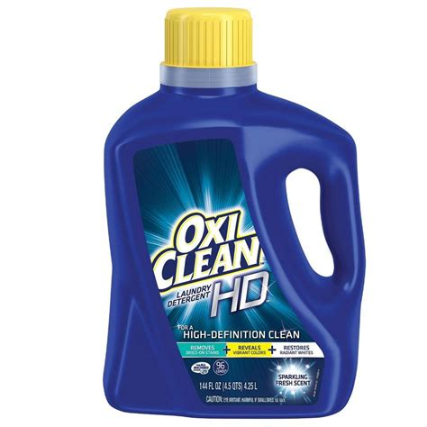 can you use laundry detergent in a rug doctor oxiclean 144 oz fresh scent liquid laundry detergent 95042 the home depot