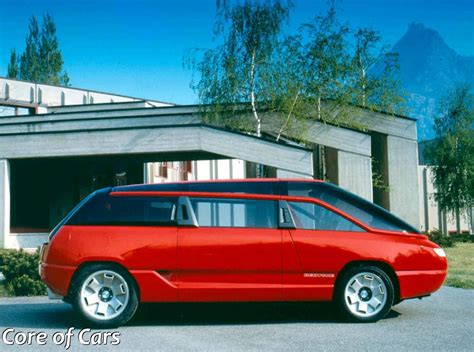 lamborghini minivan bertone genesis the lamborghini powered minivan