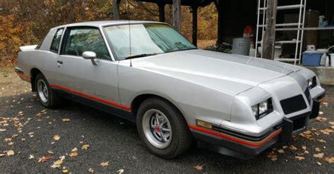 1986 pontiac grand prix le 1986 pontiac grand prix 2 2 aero coupe
