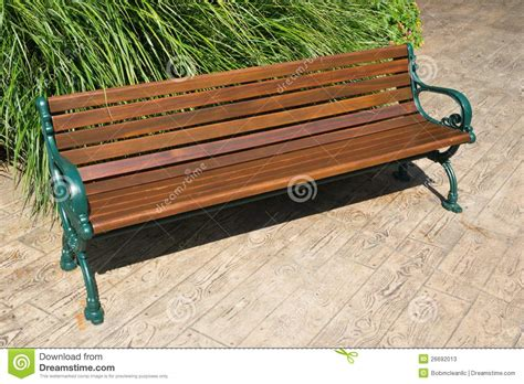 park bench pictures park bench stock photos image 26692013