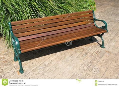 park bench photos park bench stock photos image 26692013