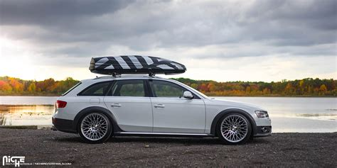 Audi A4 All Road Citrine M161 Gallery MHT Wheels Inc.