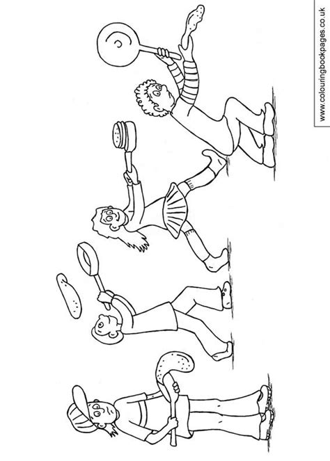 pancake coloring pages free pancake day colouring pages shrove tuesday