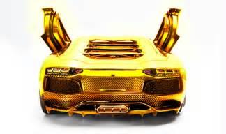 Solid Gold Lamborghini 7 5 Million Solid Gold Lamborghini In Dubai Of Course