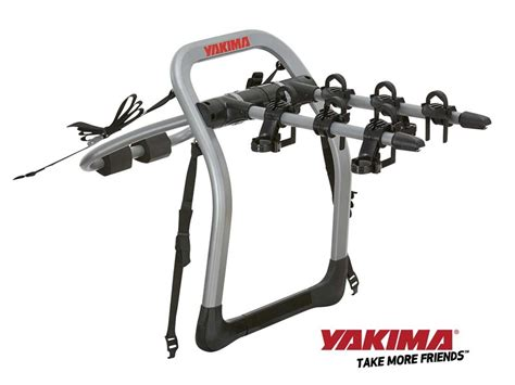 Bike Rack For Mini Cooper Hardtop by Mini Cooper Bike Rack Yakima Halfback Trunk Mount