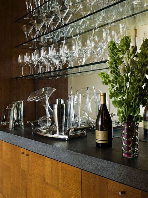 Home Bar Glass Affordable Home Bar Designs And Ideas