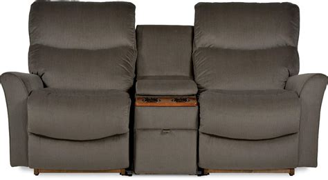 storage loveseat three piece contemporary power reclining loveseat with