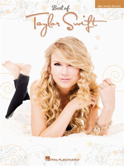 taylor swift greatest hits cd best of taylor swift sheet music by taylor swift sheet