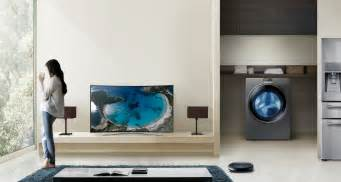 Tv In House Samsung Smart Home
