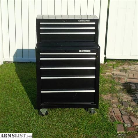 Used Tool Cabinets Sale by Armslist For Sale Craftsman Toolbox Tool Chest Tool Box