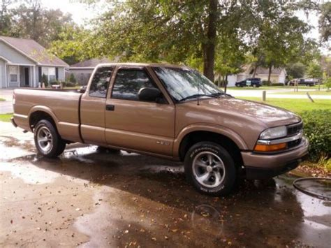 how to sell used cars 2000 chevrolet s10 electronic toll collection sell used 2002 chevrolet s10 base extended cab pickup 3 door 4 3l in brunswick georgia united