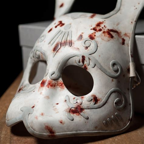 Splicer Mask Papercraft - rabbit splicer mask from bioshock modulus props