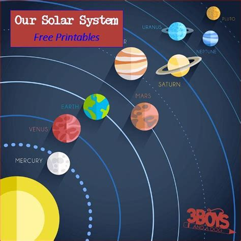 Solar System For Printables best 25 solar system crafts ideas on solar