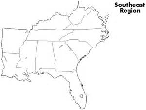 us southeast region map quiz southeast region states and capitals quiz