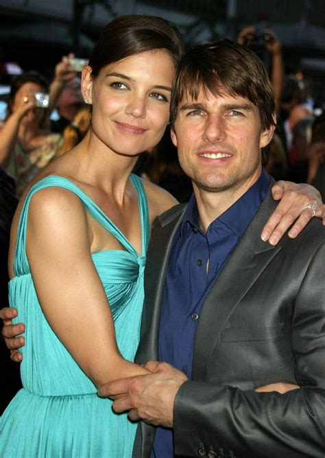 film tom cruise et katie holmes on this day five years ago katie holmes escaped tom cruise