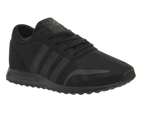 la black adidas los angeles black mono unisex sports