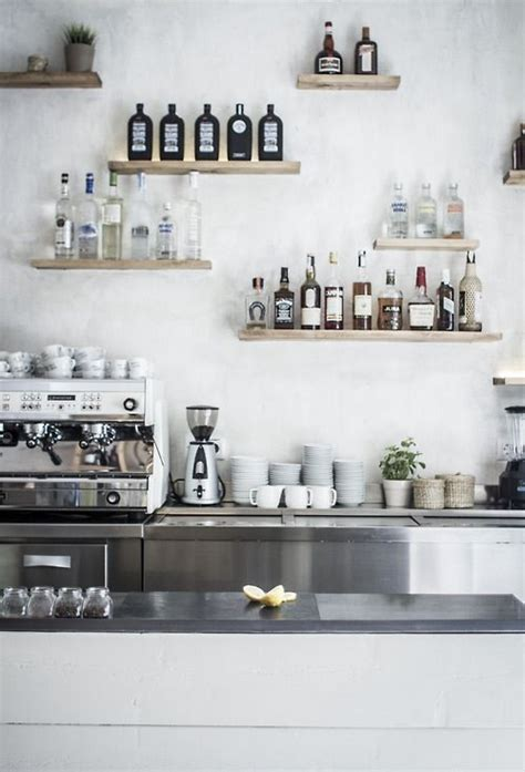 floating shelves for bar floating shelves ideas